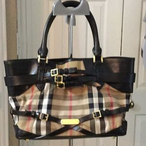 Authentic Burberry bag! Final price!